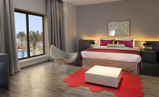 Ramada Hotel & Suites by Wyndham Dubai JBR room